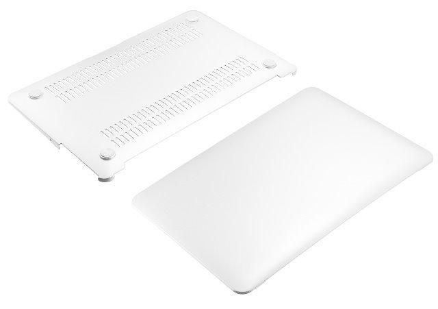 Devia Custodia a pressione per MacBook 12'' Trasparente