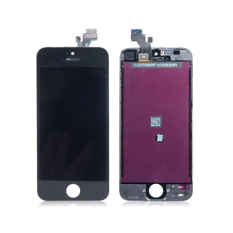Display LCD Originale LG AAA+ per iPhone 5 Nero AAA+