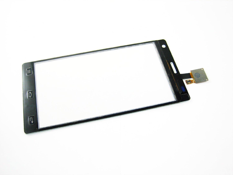 Vetro Touch Screen per LG P880 Optimus Nero